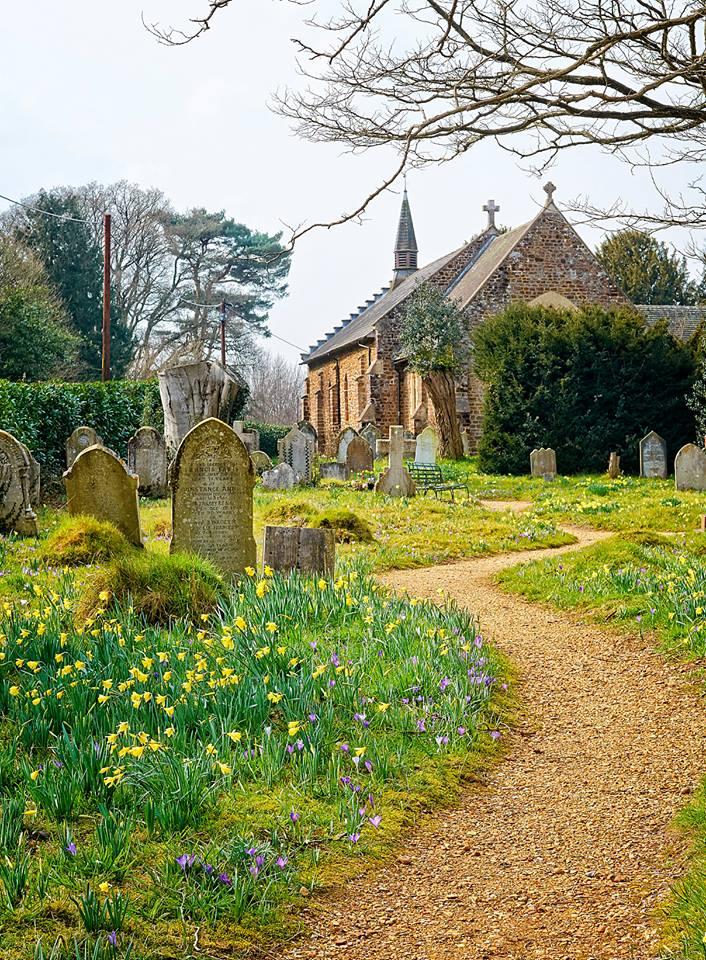 Pg 1 churchyard